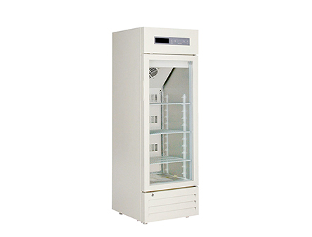 Vaccine Storage Medical 60L/100L/130L 2-8 Degree Upright Pharmacy Refrigerator with Glass Door
