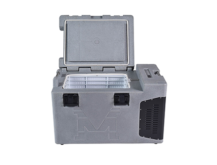 High Capacity 80L Digital Display Medical Mobile Cooler for Vaccines Logistics