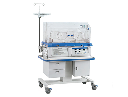Infant Care Equipment Two Control Mode Emergency Neonatal Incubator