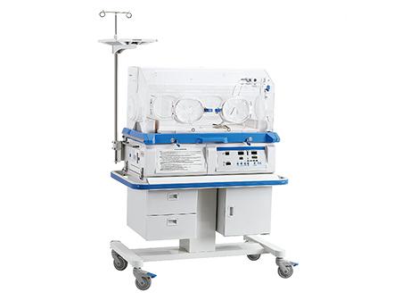 Dual Mode Infant Warmer Neonatal Incubator for Babies