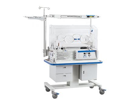 Baby Care Equipment Infant Incubator with Neonate Bilirubin Phototherapy