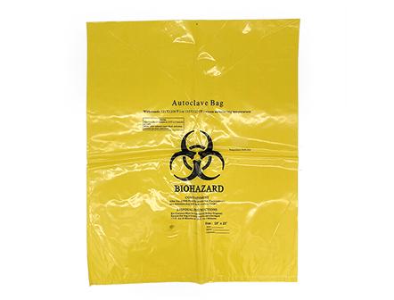 High Quality Plastic Danger Bio-Medical Biohazard Waste Bag