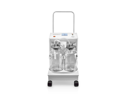 Medical Grade Portable electric suction Machine with Wheels