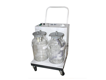 40L High Negative Pressure Mobile Suction Device Electric Suction Unit