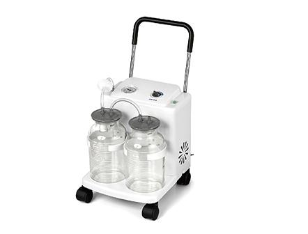 Surgical Apparatus High Vacuum Phlegm Suction Unit