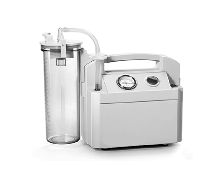 Hospital Electric Suction Apparatus Portable High Vacuum Suction Machine
