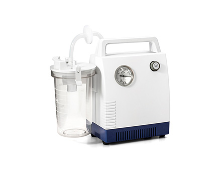 Portable High Vacuum/Flow Absorb Aspirator Phlegm Suction Unit