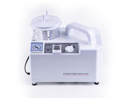 Portable Phlegm Suction Device Handheld Suction Unit 15L