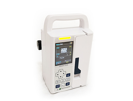 Hospital Medical Automatic Infusion Pump with Drug Library