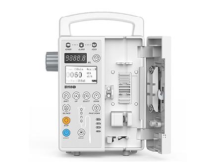 Hospital Medical Health Care Portable Infusion Pump with Drop Sensor