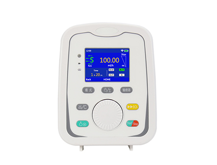 High Performance Portable Infusion Pump for Patients