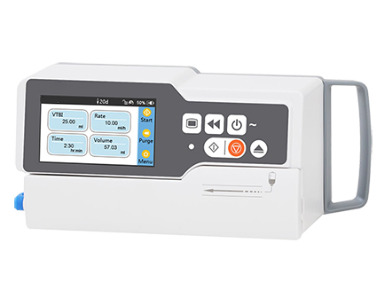 Electronic Control Touch Screen Smart Infusion Pump for Pediatric and Adult