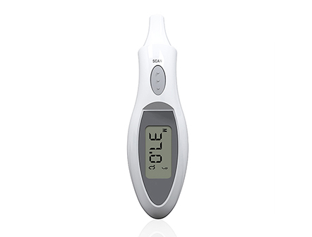 Best Medical Digital Infrared Ear Thermometer for Baby and Kids