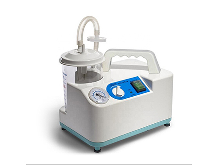 Ambulance and Surgical use AC/DC Type Phlegm Suction unit with High Negative Pressure