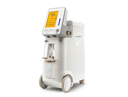 95.5% High Purity O2 Generator Medical 5L Oxygen Concentrator