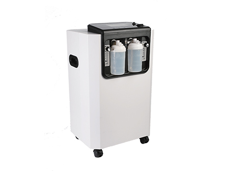 Medical Device High Quality Oxygen machine 10L Dual Flow Oxygen Concentrator