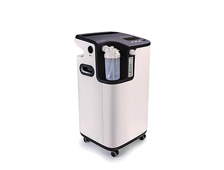 96% High Concentration Mobile Portable 5L O2 Concentrator
