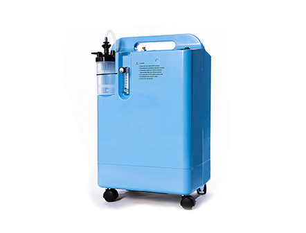 LCD Display Homecare 3L/5L oxygen concentrator with Low Oxygen System