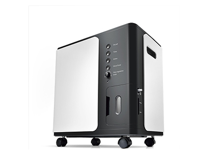 Medical Apparatus Portable LCD Display 3L PSA Oxygen Generator Machine