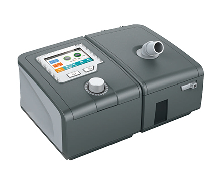 Household Auto CPAP APAP ventilator with colorful screen
