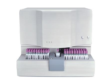 80 Samples/Hr Cbc Lab Analyzer Hematology Blood Test Machine
