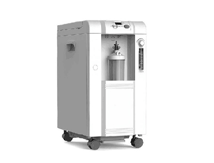 High Purity 93% O2 5L-9L Oxygen Generator Machine for Home and Medical use