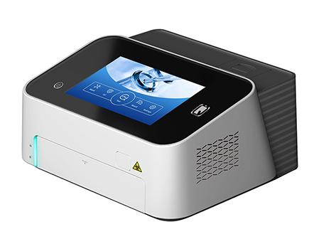 Auto POCT Touch Screen Analyzer POCT Immunofluorescence Quantitative Analyzer