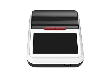 7 Inch Touch Screen 10,0000 Tests Storage POCT Analyzer Fluorescence Immunoassay Analyzer