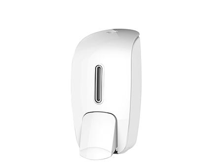 800ml Manual Liquid Soap Dispenser Wall Mounted