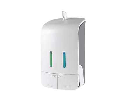550ml Double Pump Head Wall Mounted Soap Dispenser