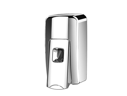 600ml ABS Home Soap Dispenser Wall Mounted