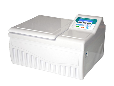 Benchtop Low Speed High Capacity Refrigerated Centrifuge