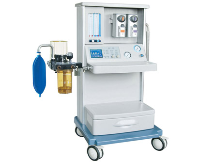 CNME-01BII Anesthesia Machine With Two Vaporizers