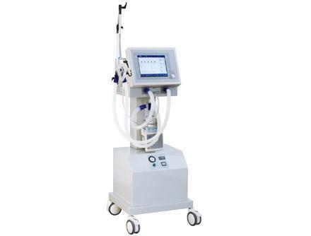 CNME-900BII Medical Trolley Ventilator with Air-compressor