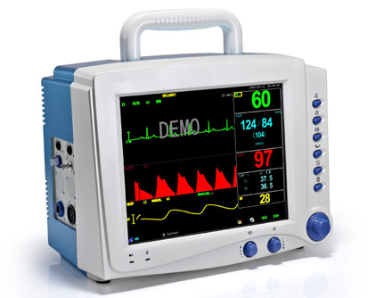 CNME-3C Multi-Parameter Patient Monitor