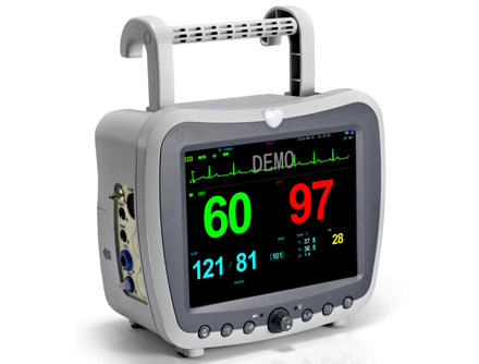 CNME-3H Multi-Parameter Patient Monitor