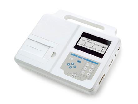 Portable Single-channel ECG