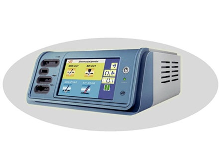 Top-level and Multifunctional Electrosurgical Generator of 8 Inch