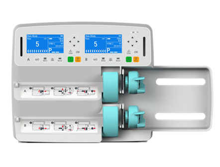 Syringe Pump with 3 Inch Large Screen