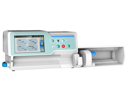 4.3 Inch Color Touch Screen Syringe Pump
