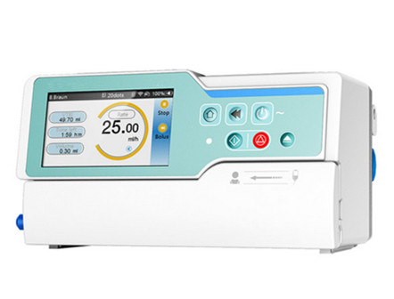 4.3 Inch TFT Color Touch Screen Infusion Pump