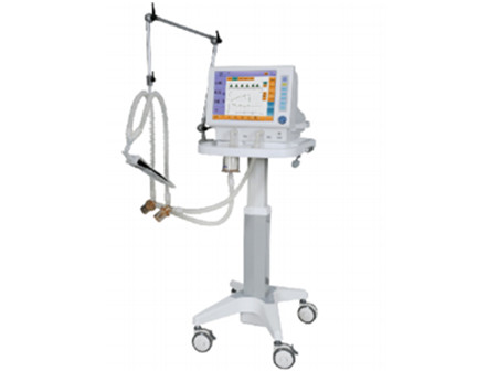 15 inch removable touch screen ICU Ventilator