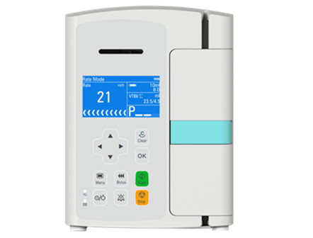 3 Inch Large LCD Screen Infusion Pump