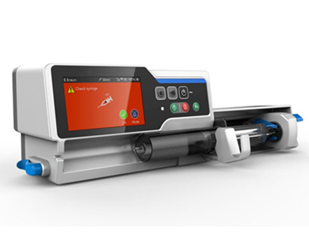 4.3 Inch Color Touch Screen Smart Syringe Pump