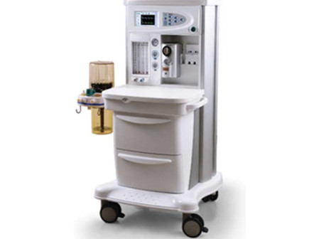 7 Inch LCD Screen Anesthesia Machine