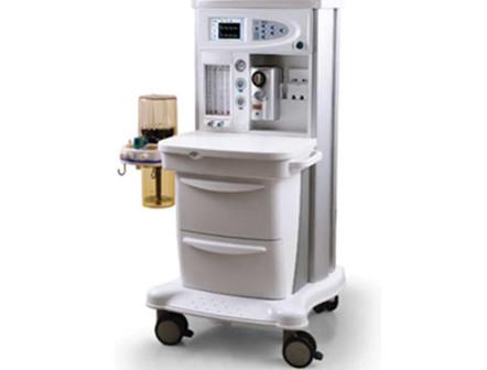 7 Inch LCD Screen Anesthesia Machine