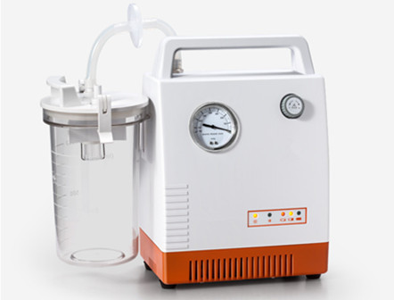 Portable AC/DC Suction Unit