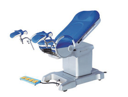 Operating Table with Gynecological Surgery