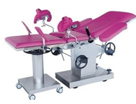 Medical obstetrics & gynecology equipment Integrated operating bed