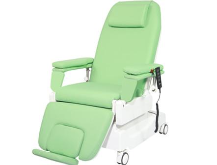 Electronic Adjustment Hospital Dialysis Chair